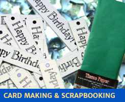 Card Making Craft Supplies