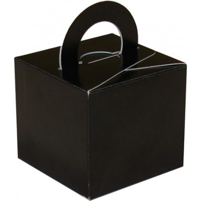 Balloon/Gift Box Black x 10pcs