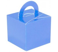 Balloon/Gift Box Light Blue x 10pcs
