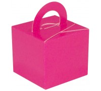 Balloon/Gift Box Fuchsia x 10pcs