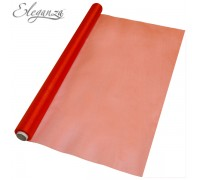 Eleganza Sheer Organza 70cm x 10m No.16 Red