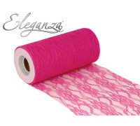 Lace Netting 6 x 10m No.28 Fuchsia