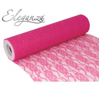 Lace Netting 12 x 10m No.28 Fuchsia