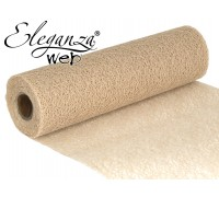 Eleganza Web Fabric roll 28cm x 10m Ivory No.61