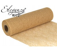 Eleganza Web Fabric roll 28cm x 10m Natural No.02
