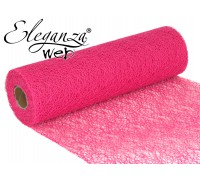 Eleganza Web Fabric roll 28cm x 10m Fuchsia No.28