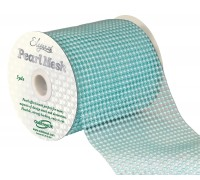 Pearl Mesh 11.5cm x 4.5 Duck Egg Blue