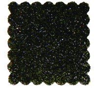 BLACK ULTRA FINE GLITTER 15g BOTTLE