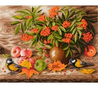 Autumn Still Life Diamond Painting Kit ALVR-39 069