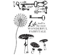 Enchanted Clear Stamp