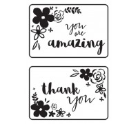 Mini Floral Card Fronts