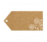 Eleganza Greeting Tags Design No. 501 (10pcs) 100mm x 50mm