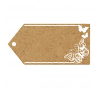 Eleganza Greeting Tags Design No. 503 (10pcs) 100mm x 50mm