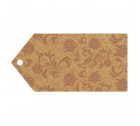 Eleganza Greeting Tags Design No. 504 (10pcs) 100mm x 50mm