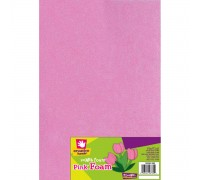 PINK FLEXI-FOAM SHEET