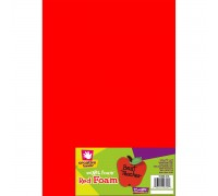 RED FLEXI-FOAM SHEET