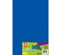 ROYAL BLUE FLEXI-FOAM SHEET