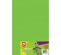 LIME FLEXI-FOAM SHEET