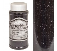 GlitterKraft Black Quartz No. 39