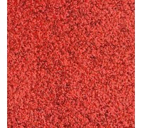 1 OZ EMB TINSEL RED