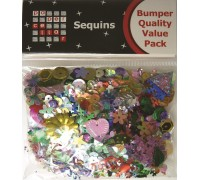 BUMPER PACK OF SEQUINS